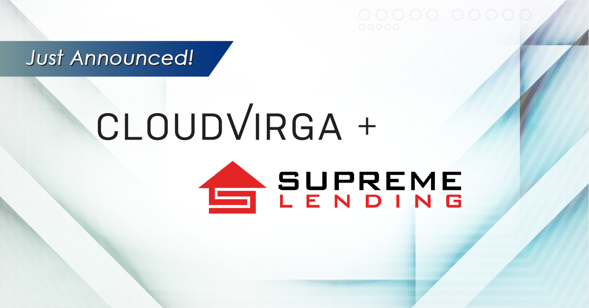 Envoy Mortgage Partners with Cloudvirga to Improve the Digital Mortgage Experience for Originators and Borrowers